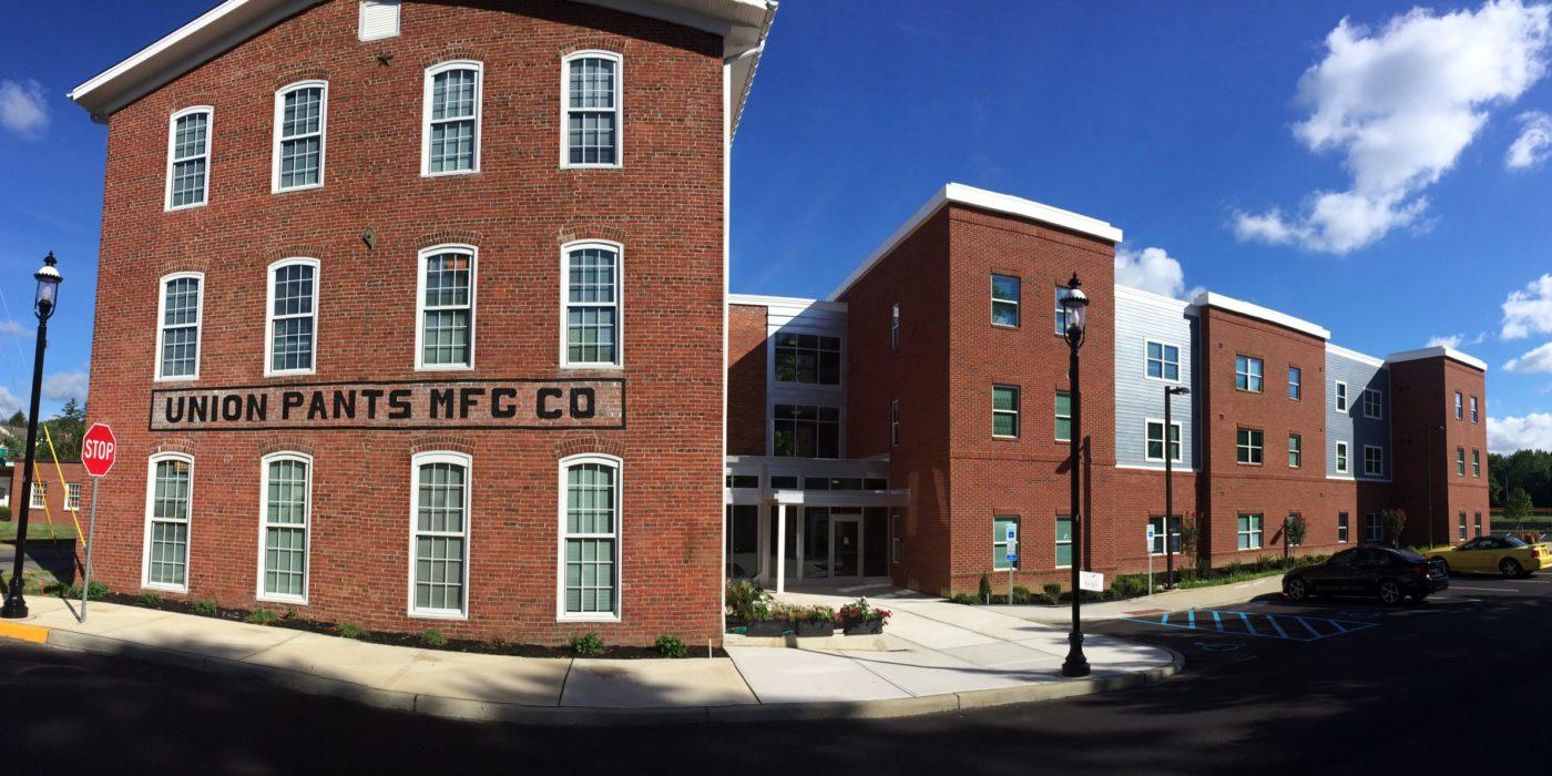 Apartment Building Management union eagle senior apartments - columbus property management