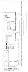 1BR1BA floor plan Temple II
