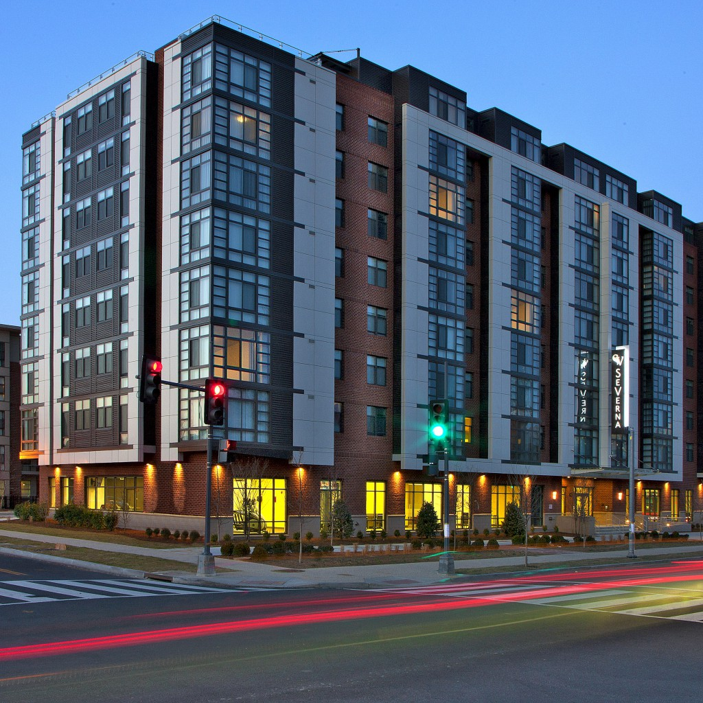 The Crossing Apartments Dc: Columbus Property Management