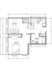 Bordentown floor plan 4