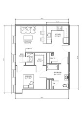 Bordentown floor plan 7
