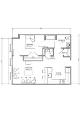 Bordentown floor plan 8