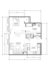 Bordentown floor plan 9