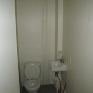 110 Millick Downstairs Bathroom