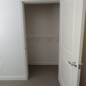 Accessible Closet Bedroom