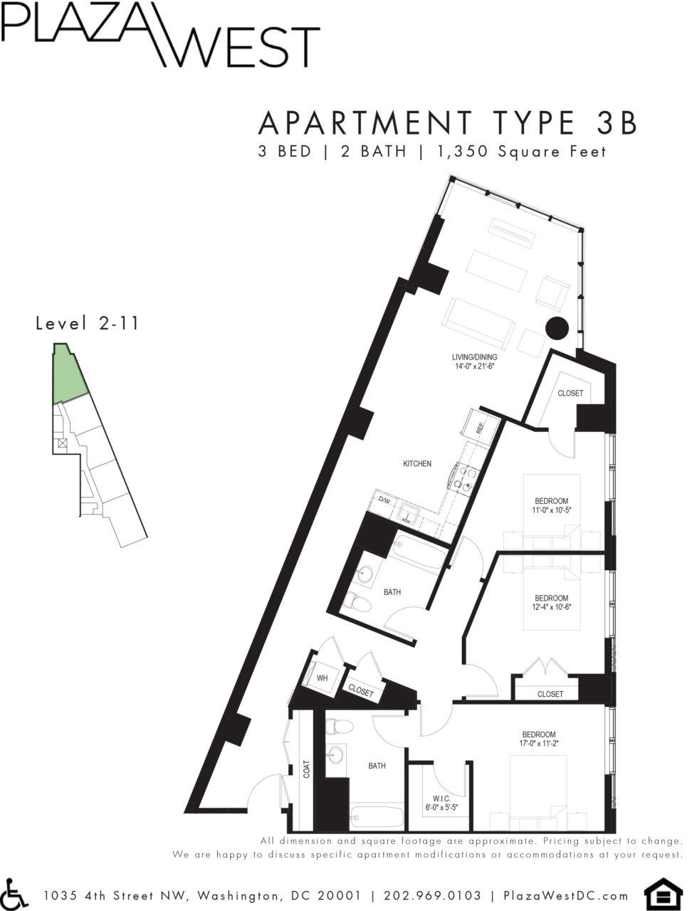 NOW LEASING: Plaza West & Plaza West on K - Columbus Property Management